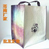 厂家直供厂家低价促销可选热转印机印服装丝印胶印广告袋无纺布袋