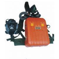 HYZ-4正压氧气呼吸器使用说明