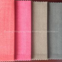 Double Color Velour/ New Sofa Fabric/ Polyester textile