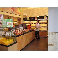 供应杭州惠利展面包蛋糕展示柜兼店铺装修支持定做