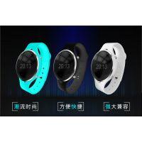 工厂直供新款UU防水智能手表/声控蓝牙手表/(恒淼科技)
