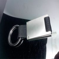 礼品钥匙扣 高端礼品钥匙扣 广告礼品编织带钥匙扣
