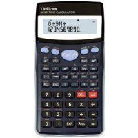 得力1705 科学函数计算机 12位大屏计算器 考试专用