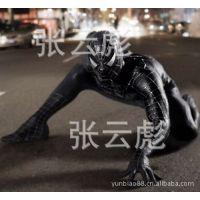 热销千件 蜘蛛侠第3集 黑色蜘蛛侠服装 190g
