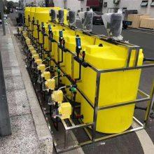 重庆塑料加药桶厂家直销 1000升加药桶