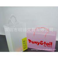 厂家供应塑料手提袋 pp手提袋 收纳包 纸袋 各类包装礼品袋