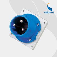 厂家直销3芯63A工业插头 暗装插头 三极电源防水插头SP-1981