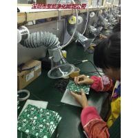 烙铁排烟管道安装工程公司