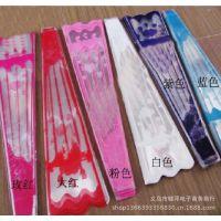 玫瑰包装袋 彩色/小五星/银光单支袋 装花塑料袋 鲜花包装材料