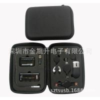 深圳金旭升低价订制USB组合套装 8件组合产品 混批