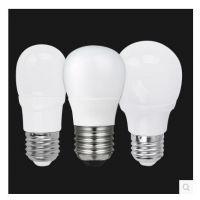 欧普心悦心怡LED E27大螺口节能灯泡球泡 3.5W/5W超亮白光黄光