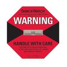 Shockwatch Label防震标签(红色50G)