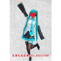 天津发单人员cosplay动漫游戏人物角色服装道具出租租赁