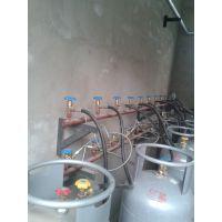 氮 氩 二氧化碳 丙烷 汇流排集中供气 汇流排 气体充装排 氧气汇流排