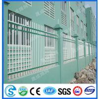 广州厂家*铁艺栅栏*工厂栅栏*工厂围墙护栏*工厂铁栅栏