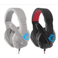 乐普士LPS-2008 电脑头戴式游戏耳机 专业电竞游戏耳麦 大耳套