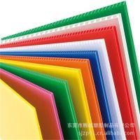 供应PP塑料板(卷)拉不断中空板 质量保证 可寄样板确认