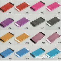 iphone5 原装彩色中框后盖总成 苹果5代总成 土豪金 拆机 后盖