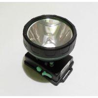 全国五金批发 头灯户外充电式673单头/LED黑色78-5W双电池