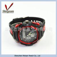 厂家直销电子手表防水运动电子手表学生时尚电子手表 速卖通热销