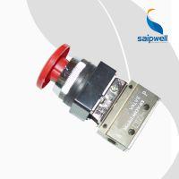 【厂家直销】MOV-03二位三通电磁阀 旋转式电磁阀 气动电磁阀