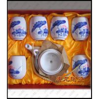 公司回馈客户礼品 纪念礼品陶瓷茶具