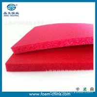 红色XPE泡棉 彩色泡棉 10mm厚XPE-中国制造