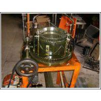 供应环形丝网针织机 除沫网环形编织机机 便捷实用编织机 经济高效针织机