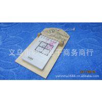 【厂家直销】木制玩具/木制笔记本/卡通笔记本/白柸挂件