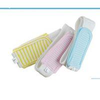 全网***低1.18元尿布扣尿布带尿垫宝宝必备品尿布固定带50条一捆装
