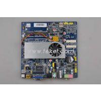 英特尔Mini-ITX主板,Atom D525TN,带12V电源
