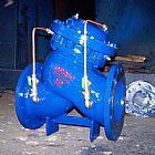 浙江金钛阀门JD745X多功能水泵控制阀
