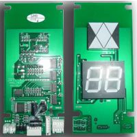 供应巨人通力电梯外呼版JRTL-X2