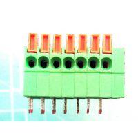 弹簧式PCB接线端子 FS141R 安防摄像头专用DG141R连接 器插头