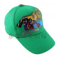 东莞帽子厂家直销 专业设计 可来图来样订做 新款时尚儿童棒球帽