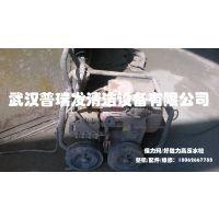 矿业工程运输车辆、机械设备及地下运输线、转轮清洗专用高压水枪│高压清洗机凯驰品牌KC-10出售