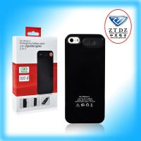 iphone5S点烟器+超薄背夹电池包  移动电源充电宝外壳工厂直销