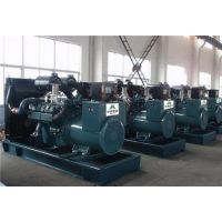 工程柴油发电机施工设计、工程用500kw柴油发电机、华鼎电源厂家