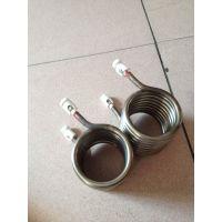 厂家加工制作圈型不锈钢电热管,大量低价出售JXC-Y023圈型电热管 加热管