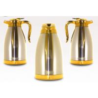 金色时尚 不锈钢真空保温壶 保温瓶 咖啡壶