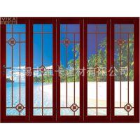 铝合金客厅移门推拉门折叠门 外贸断桥门窗厂家 家装门窗品牌