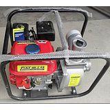 汽油水泵 2寸汽油机水泵富士特汽油机离心泵FST-50W汽油机水泵