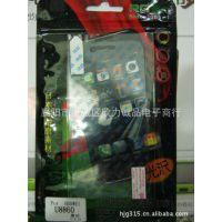 华为荣耀U8860磨砂屏幕保护膜 手机屏保贴膜 RG手机磨砂膜