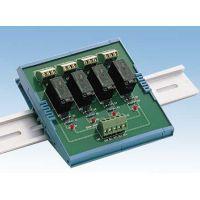 供应研华ADAM-3854隔离数字量端子板