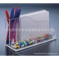 亚克力便签盒,有机玻璃制品,亚克力纸巾盒,透明亚克力便签盒