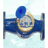 供应法兰垂直螺翼式水表 厂家直销 质量保证