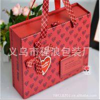 厂家供应手提礼品盒 礼品包装盒 手提包装纸盒 礼品提手包装盒