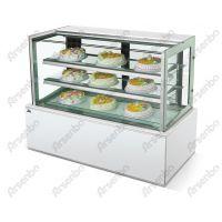 直角蛋糕展示柜 大理石蛋糕柜 接受订做蛋糕保鲜柜