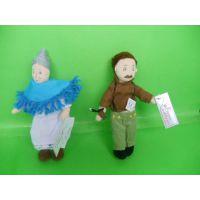 全新THE PUPPET COMPANY带有吊牌娃娃玩偶