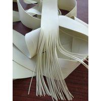 织带、松紧带、橡筋绳用橡胶丝,厂家直销,品质保证